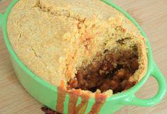 chili cornbread casserole | greens & chocolate