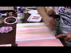 Mulher.com - 01/09/2015 - Caixa craquelada vintage 3d com pintura - Davi Jansen PT1 - YouTube