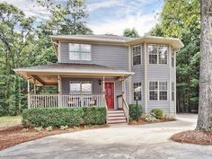 4728 SHAMROCK DRIVE, CHARLOTTE, NC: $159,900 Beautiful Victorian with wrap around porch on wooded lot. Hardwood floors in entry and formal dining. New laminate floors throughout main level. All new carpeting upper level. Totally remodeled kitchen. New cabinets, new stainless appliances, new granite counter tops. Large bedrooms. 2.5 baths. Large private lot with storage shed. No HOA dues! Located directly across the street from new state of the art K through 5 elementary school. Hurry, this…