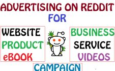 advertise your business product service or video on Reddit