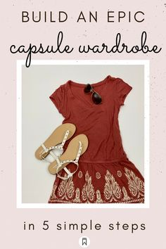 HOW TO CREATE A CAPSULE WARDROBE Ethical Fashion Brands, Ethical Clothing, Clothing Items, Fast Fashion, Slow Fashion, Women's Fashion, Capsule Wardrobe Women, Minimal Fashion, Minimal Style