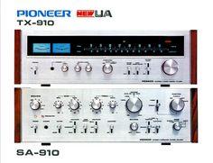 PIONEER SA-910 TX-910
