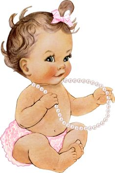 new ideas baby cards vintage children Clipart Baby, Baby Shower Clipart, Invitation Baby Shower, Wedding Invitation, Baby Girl Cards, Baby Drawing, Baby Girl Princess, New Baby Girls, Baby Cartoon