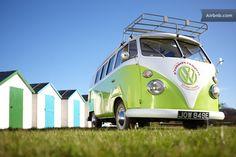 Classic VW Campervan Hire - Airbnb