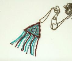 Beaded Bead, Tassel Necklace, Tassels, Beads, Jewelry, Fashion, Beading, Moda, Bead