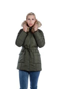 Rachel is a cold weather maternity coat in a quilted puffer style and mid-thigh length. Maternity Coats, Maternity Winter Coat, Maternity Jacket, Cold Weather, Best Sellers, Thighs, Winter Jackets, Stylish, Modern