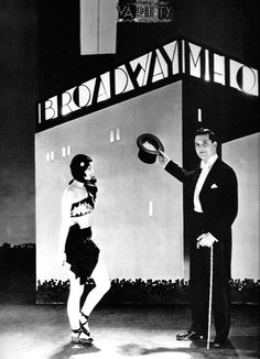 The Broadway Melody (1929): 2nd film to win the Academy Awards' Best Picture Oscar. This was the first sound film to win an Oscar for Best Picture. The film was Hollywood's first all-talking musical.