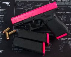 A Glock for the ladies.