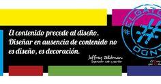 #elgatoqueladra #elgatoladrando #frasedeldia #jeffreyzeldman #diseno http:/elgatoqueladra.com/frase-del-dia-jeffrey-zeldman-sobre-el-contenido/