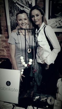 Fabrikate Studio at house and leisure night market |with Kerry McGregor