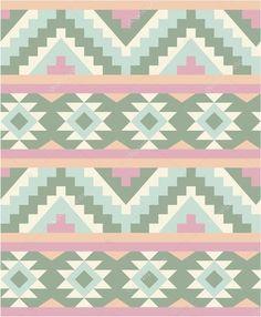Télécharger - Modèle sans couture dans le style navajo 2 — Illustration #10052239