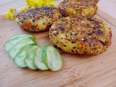 Aktywne Żywienie: Pikantne kotlety ziemniaczano-jaglane ze szczypiorkiem