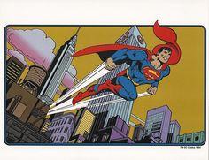 #Superman #Fan #Art. By: José Luis García-López. AWESOMENESS!!!!.