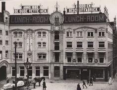 1913 De Oude Vette Hen, Dagelijkse Groenmarkt