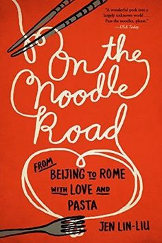 A food writer travels the Silk Road, immersing herself in a moveable feast of foods and cultures and discovering some surprising truths about commitment, independence, and love. As a newlywed traveling in Italy, Jen Lin-Liu was struck by culinary echoes of the delicacies she ate and cooked back... more details available at https://www.kitchen-dining.com/blog/kindle-ebooks/cookbooks-food-wine-kindle-ebooks/cooking-by-ingredient/pasta/product-review-for-on-the-noodle-road-from-  #TravelinItaly