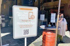Getting the Scoop on Disneyland Mobile Order Service Disneyland California, Disneyland Resort, Walt Disney, Have Fun, How To Plan