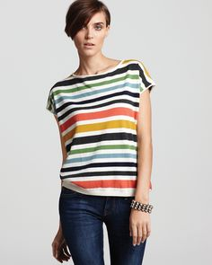 French Connection Sweater - Jazz Knits Short Sleeve
