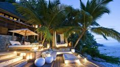 High End Luxurious Retreat - North Island Villa, Seychelles