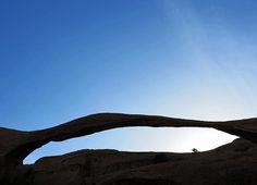 Ogród Diabelski Hike i Landscape Arch - UTAH