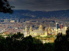 Palau Nacional, Montjuic, Barcelona | por escartarisnevat