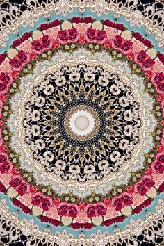 Mandalas at society6 here Artist Tumblr here