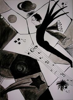Le miraVolanti avventure di Asparago (Noir et blanc) (2013)
