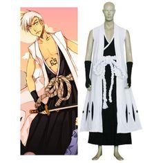 Bleach Kensei Muguruma Halloween Cosplay Costume For Sale