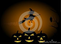 Vector happy halloween background design