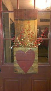 Pallet Flower Box --- #pallets