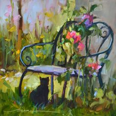 """""""Cat's View of France""""  Artist Dreama Tolle Perry"""