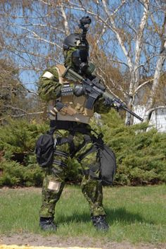 (Cadpat)Canadian Joint Incident Response Unit (Nuclear, biological and chemical warfare defence)