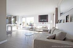 Val d'Oise : Appartement Contemporain avec Terrasse.