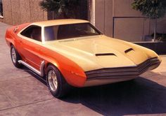 George Barris custom AMX