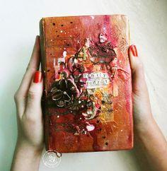 Czekoczyna - Kasia Krzyminska art journal cover