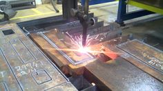 On the off chance that you have substantial volumes of cutting work and find a mechanical saw inadequate for the reason, then opting for a plasma cutting would be a normal decision.   #steelburning