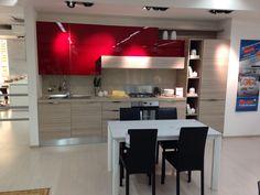un tocco di rosso in cucina sme san don