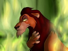 Scar [fanart] by Soulinette on DeviantArt