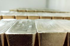China ended six years of mystery over how much gold it's hoarding, revealing a 57 percent jump in reserves and overtaking Russia to become the country with the fifth-largest stash of the metal. Gold Reserve, Gold Money, Silver Bullion, Silver Bars, Gold Coins, Precious Metals, Copper, Plant, China