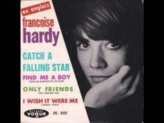 Françoise Hardy - Catch A Falling Star Hands On Face, Françoise Hardy, Christmas Concert, Falling Stars, Vinyl Cover, Friends, Musicals, Lyrics, Writing