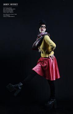 Hijab Fashion Model : @ayuuasharii  @official_mthc   #hijabers #fashion #photograph #cesual #beatiful