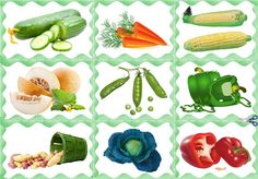 Rubrics, Watermelon, Vegetables, Projects, Printable Tags, Activities, Fruits And Veggies, Log Projects, Blue Prints