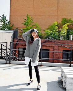 #Dahong(MT) F/W style 2017 #Soyeon