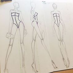 19 Ideas For Fashion Model Poses Sketches Beautiful Source by design Fashion Illustration Poses, Fashion Illustration Tutorial, Fashion Drawing Tutorial, Fashion Model Drawing, Fashion Figure Drawing, Fashion Model Poses, Model Art, Fashion Models, Drawing Models