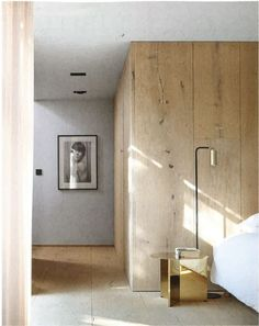 dinesen heart oak cladding - Ricerca Google Oak Cladding, Interior Walls, Interior Design, Wide Plank Flooring, Building, Arch, Gym, Spaces, Furniture