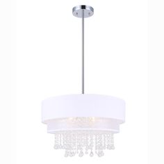 Charleston Chandelier - Available at Yorkton Building Supplies