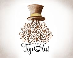 Top Hat Wines  | #logo #corporatedesign #corporate-identity #identity #corporate #inspiration <<< repinned by www.BlickeDeeler.de | Follow us on #Facebook > www.facebook.com/BlickeDeeler.de