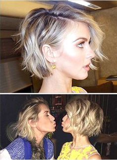 Wavy Short Hair Ideas