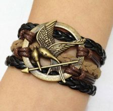 Bracelets - Etsy Jewelry~Hunger Games