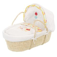 Obaby WTP #Moses #Basket available online at http://www.babycity.co.uk/