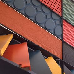 Porta FORESCOLOR is an innovative solid colour MDF providing endless options for decorative interior applications. Porta FORESCOLOR is available in a broad colour palette, in plain and embossed surfaces, and can be laminated or routed to create striking 3D effects. For stockists of Porta timber or mouldings call 1300 650 787 or visit www.porta.com.au